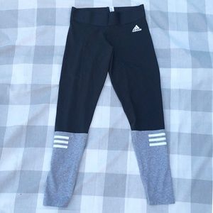 Gray Adidas Leggings!